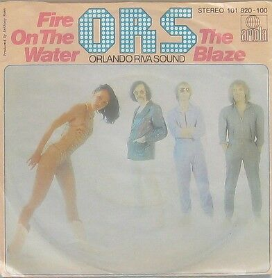 ORS Orland Riva Sound   fire on the water