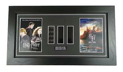 HARRY POTTER Movie Memorabilia Original 35mm HARRY POTTER Film Cell Framed Gifts