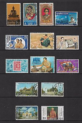 THAILAND - mixed collection No.9, incl members of Royal Family