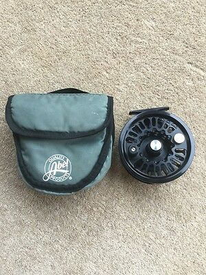 Abel Super 11 Fly Fishing Reel 9/10/11 line weight