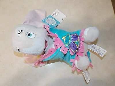 Disney Parks  Babies Plush Baby Dumbo in Blanket - New with tags