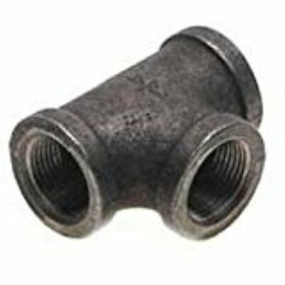 Tee Blk Malleable Pipe 3/4