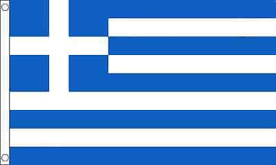 PARTY PACK! Greece Greek Flag Table Flags Bunting Event Decorations
