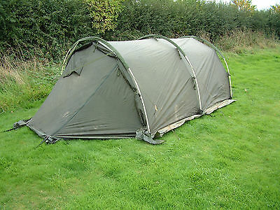 British Army 4 Man Arctic Dome Tent - Unissued Canvas