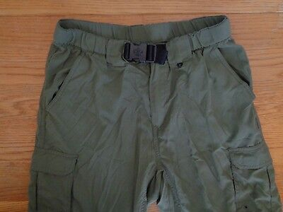 BOY SCOUTS OF AMERICA (BSA) Convertible Switchback Uniform Pants Relaxed Medium