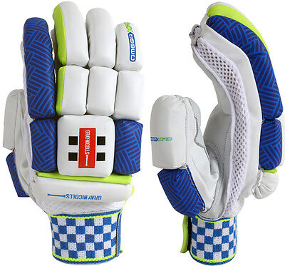 2016 Gray Nicolls Omega XRD 500 Batting Gloves Sizes Mens Right Hand