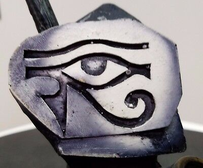 Artisan Right Eye Of Horus Handcrafted Pipe