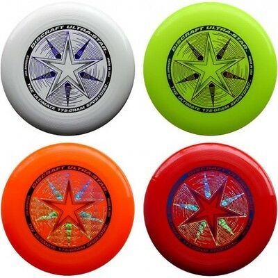 Ultimate White Frisbee Disc