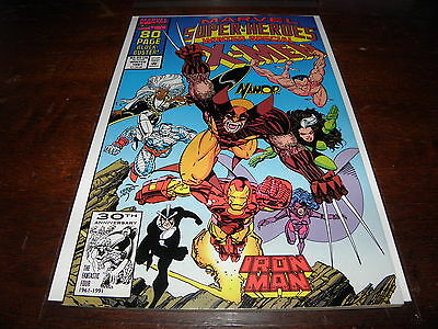 MARVEL SUPER-HEROES WINTER SPECIAL #8 / VF / First Squirrel Girl Hot Key Issue