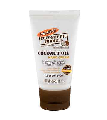 Palmer's Coconut Oil Formula Coconut Oil Hand Cream (tube) 60g/ 2.1oz