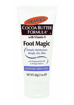 Palmer's Cocoa Butter Formula Foot Magic - Rough, Dry Skin (tube) 60g/ 2.1oz