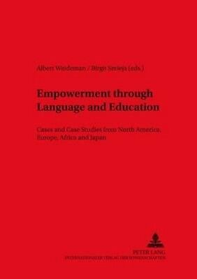 Empowerment Through Language and Education by Paperback Book (English)