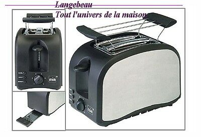 Grille Pain Toaster Avec Support Croissants   * Neuf