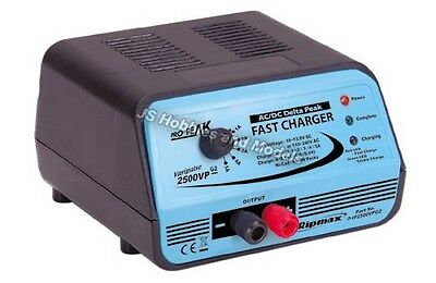 RC Model Ripmax - Pro-Peak 2500 Varipulse G2 AC/DC NiCd/NiMH Battery Charger