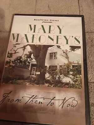 Mary Mahoney From Then To Now Dvd New