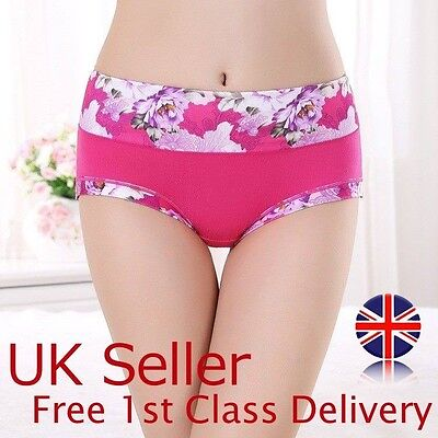 Ladies Briefs Bright & Beautiful Knickers Comfortable Underwear Women's Lingerie