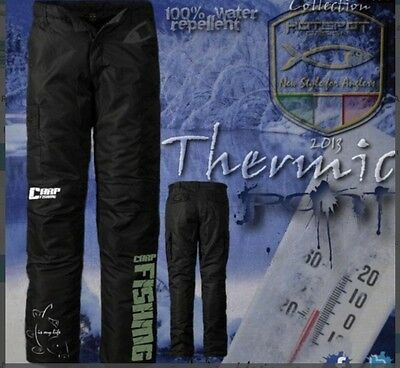 Hot Spot Design Termic Waterproof And Windproof Pant Carp