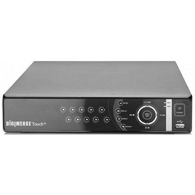 Digimerge Touch+ DH200 Series 4CH (500GB) Surveillance CCTV DVR
