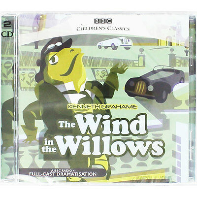 The Wind In The Willows by Kenneth Grahame (CD), CDs, Brand New