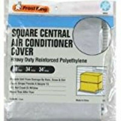 Frost King CC32XH 34x34x30 Square Central Air Conditioner Cover