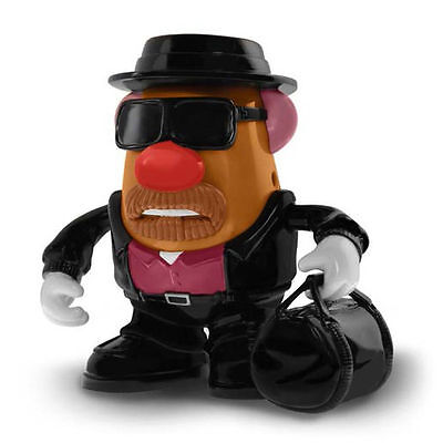 Mr Potato Head Collections Edition: Breaking Bad's Walter White as Fries-Enberg