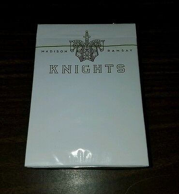 Knights Playing Cards by Ellusionist Daniel Madison Chris Ramsay