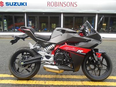 Hyosung Gd250 R Pre Reg Machines All Colours Available