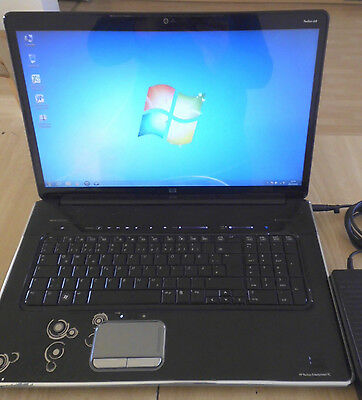 HP DV8-1220eg Win7 Core i7, 8GB RAM