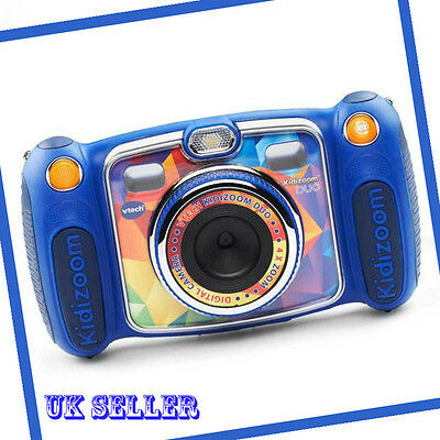 New Vtech Kidizoom Duo Blue Camera ( New )