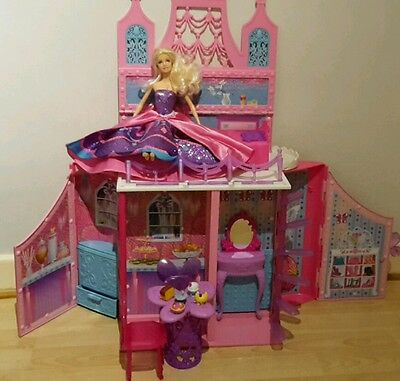 Barbie Mariposa & the Fairy Princess: Castle Playset and Barbie Catania doll