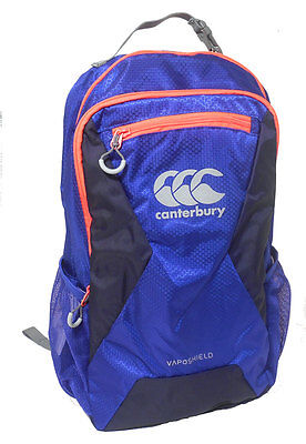 Canterbury Medium Training Rugby Backpack - Clematis Blue
