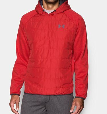 Under Armour Mens Insulated Swacket Hoodie- Same day dispatch