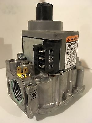 Honeywell VR8345M 4302 Universal Electronic Ignition Gas Control