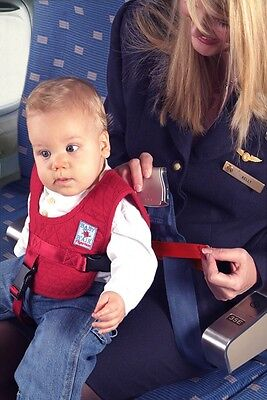 Baby B'Air - FFA-Tested Infant Safety Flight Vest Travel Harness