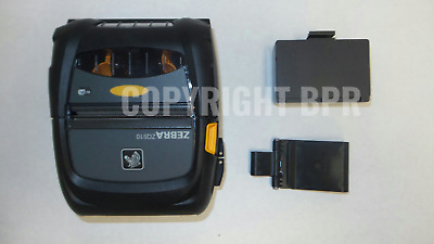 NEW Zebra ZQ510 Mobile Printer with WiFi & Bluetooth Interfaces ZQ51-AUN1000-00
