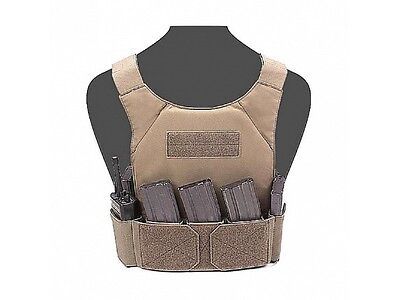 Covert Plate Carrier WARRIOR Elite Ops -Farbe: Coyote Magazintasche: MK1