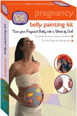 ProudBody - Pregnancy Belly Painting Kit