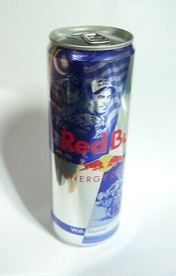 """RED BULL can MALAYSIA 473ml MOTOGP Limited Edition MARC MARQUEZ DANI PEDROSA 7"""""""