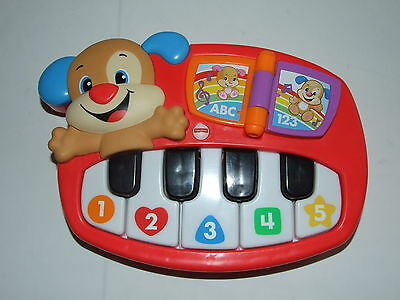 Laugh & Learn Puppy's Piano - Fisher Price