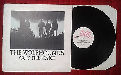 """The Wolfhounds Cut the Cake 12"""" EP C86"""
