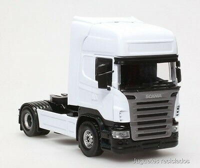 1/50 Scania Camion Truck Trailer Joal Made In Spain Diecast