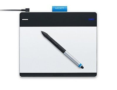 Wacom Pen Tablet Intous Small Touch Digital Drawing Sketch Graphic Art Working