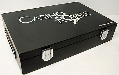 Très rare coffret DVD hors commerce - CASINO ROYALE - JAMES BOND - N° 23  /100