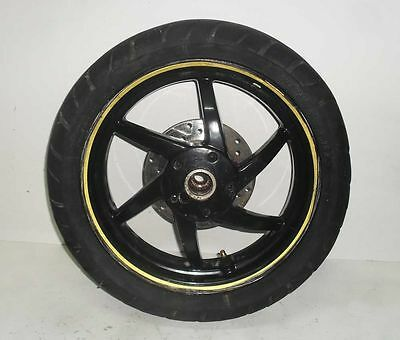 Cerchio Ruota Posteriore per GILERA RUNNER 50 SP 2010-12 BLACK SOUL  Rear Wheel