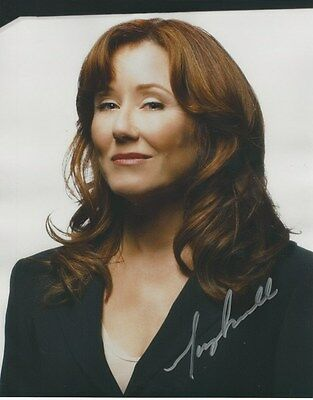 MARY McDONNELL BATTLESTAR GALACTICA HAND SIGNED AUTOGRAPHED PHOTO UACC RD288