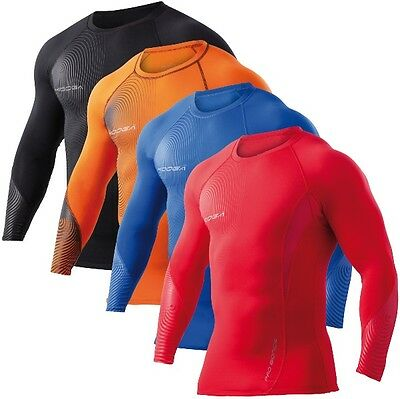 Kooga Power Shirt PRO BIONICS Base Layer Thermal Skins Adult Mens Boys Juniors