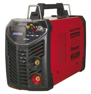 Sealey Tools Mw180A Inverter 180Amp 230V With Accessory Kit