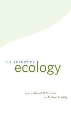 The Theory of Ecology by Samuel M. Scheiner Hardcover Book (English)