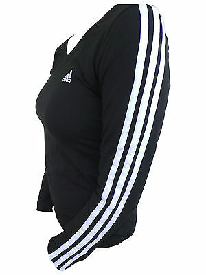 ADIDAS Trainings PULLI sweater hoodie SCHWARZ Longsleeve Gr. 32 34 36 38 40 42