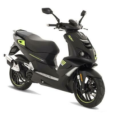 Peugeot Speedfight 50cc 4 Moped LC SP4 liquid cooled finance today